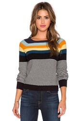 Shae Sloan Sweater Blue