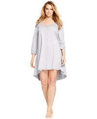 Lucky Brand Plus Size Swingshift Sleepshirt