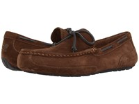 Ugg Chester Chocolate Suede Men's Shoes Brown