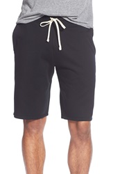 Reigning Champ Terry Cotton Sweat Shorts Black
