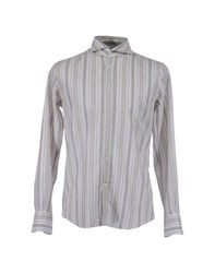 Del Siena Shirts Long Sleeve Shirts Men