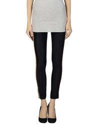 Patrizia Pepe Trousers Leggings Women Black