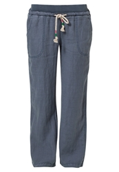 Chiemsee Edona Trousers Navy Dark Blue