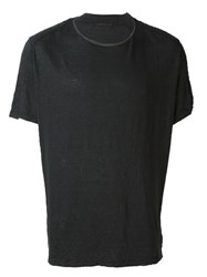 Transit Relaxed Fit T Shirt Grey