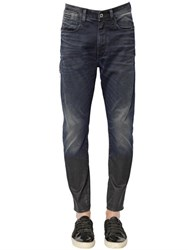 G Star 16Cm Type C Slim Coated Denim Jeans