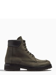 Pierre Hardy Chicago Ankle Boot Green
