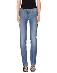 Bramante Denim Denim Trousers Women Blue