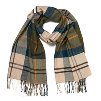 Barbour Heritage Women's Scarf Ancient Tartan