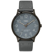 Timex Waterbury Classic Watch Black
