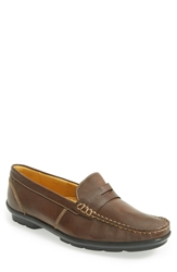 Sandro Moscoloni 'Bimini' Penny Loafer Men Brown