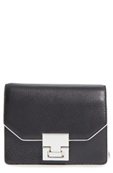 Ivanka Trump 'Hopewell' Leather Crossbody Bag Black