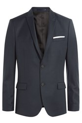 The Kooples Wool Blazer Blue