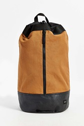 Rosin Cinch Bucket Rucksack Backpack Brown
