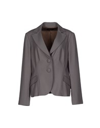 Clips Suits And Jackets Blazers Women Military Green