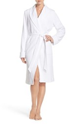 Women's Nordstrom Lingerie Terry Cotton Robe