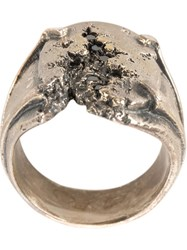 Tobias Wistisen Destroyed Ring Metallic