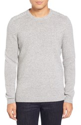 Ted Baker Men's London Long Sleeve Cable Knit Sweater