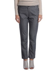Local Apparel Casual Pants Grey