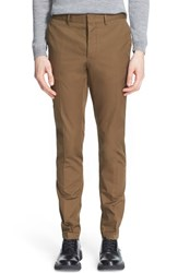 Lanvin Men's Tapered Cotton Chino