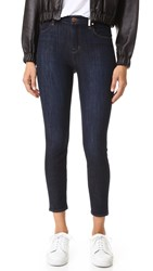 J Brand Alana High Rise Crop Jeans Enigmatic