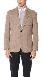 Billy Reid Rustin Jacket Camel