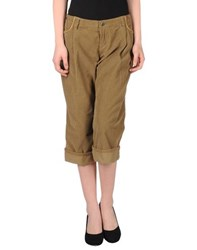Dandg Trousers 3 4 Length Trousers Women