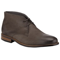 Kin By John Lewis George Nubuck Leather Chukka Boots Pizarra
