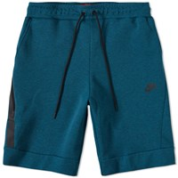 Nike Tech Fleece Short Green
