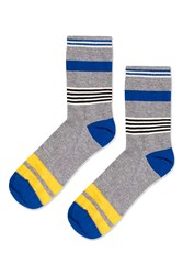 Jonathan Aston 'Impact' Socks By Grey