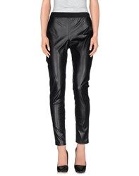 Pinko Tag Trousers Casual Trousers Women Black