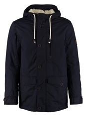 Tom Tailor Denim Heritage Winter Jacket Night Sky Blue Dark Blue
