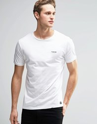 Firetrap Crew Neck T Shirt White