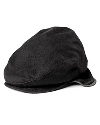 The Men's Store At Bloomingdale's Cashmere Earflap Hat Black