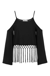 Top By Oh My Love Black