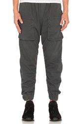 N.D.G. Studio Fw16 Cargo Pants Gray