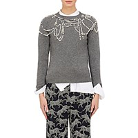 Dries Van Noten Women's Madeira Sweater Grey