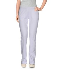 Y 3 Trousers Casual Trousers Women White