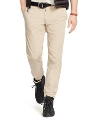 Polo Ralph Lauren Straight Fit City Joggers Beige