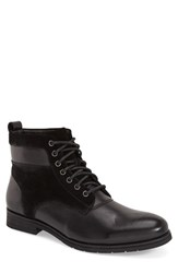 Joe's Jeans Men's Joe's 'Cliff' Plain Toe Boot Black
