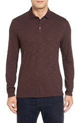 Robert Barakett Men's Damian Polo Port
