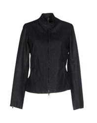 Montgomery Coats And Jackets Jackets Women Dark Blue