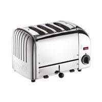 Dualit Classic Toaster Polished 4 Slot