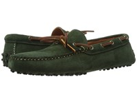 Eastland 1955 Edition Blanchard Usa Hunter Green Suede Men's Moccasin Shoes