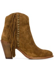 Ash 'Indy Russet' Boots Brown