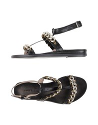 Janet And Janet Footwear Sandals Women Black