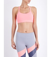 Under Armour Eclipse Jersey Sports Bra Briliance