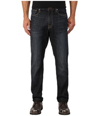 Lucky Brand 410 Athletic Fit In Barite Barite Men's Jeans Black