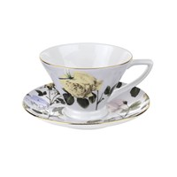 Ted Baker Rosie Lee Teacup And Saucer Lilac