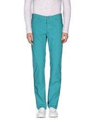 Jeckerson Trousers Casual Trousers Men Turquoise