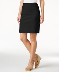 Charter Club Petite Pull On Skort Only At Macy's
